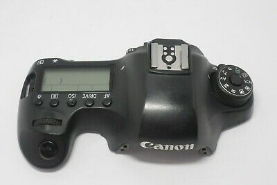 Used Canon 6D Top Cover Parts 80%+ Cosmetic CG2-4182  #04
