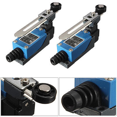 Limit switch Rotary Adjustable Roller Lever Arm Mini Limit Switch Momentary LJ
