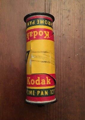 Vintage Kodak Verichrome Pan 127 Film Roll