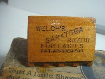 [Image: Saratoga-Wooden-single-blade-Safety-Razo...-dates.jpg]