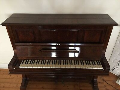 PIANO - BEALE,Striped down and all peices reworked by frenchpolishers.