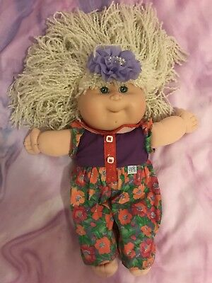Vintage Toys Cabbage Patch Kid Doll