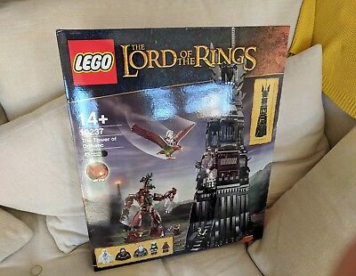 LEGO Lord of the Rings Tower of Orthanc (#10237) MISB