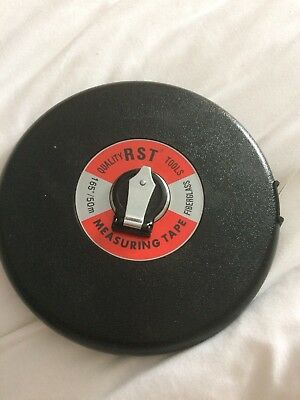 RST Surveyors 50m Measuring Tape
