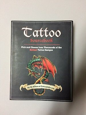 Tattoo Sourcebook, Tattoo Vorlagenbuch, Tattoovorlagen, Tätowiervorlagen