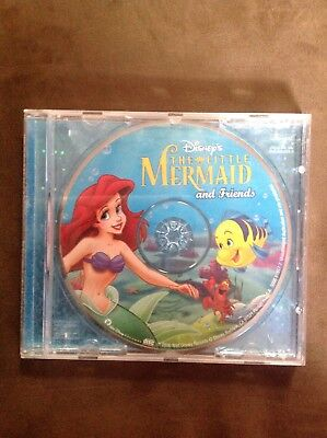 The Little Mermaid and Friends CD, 61617-2