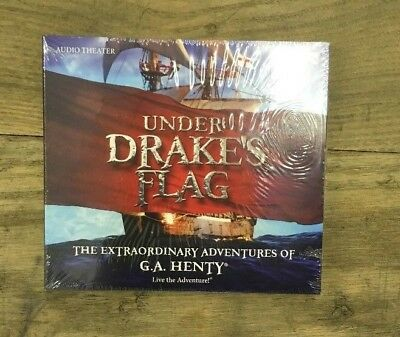 Under Drake's Flag: The Extraordinary Adventures of G.A. Henty Audio CD