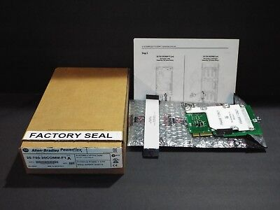 Allen-Bradley 20-750-20COMM-F1 POWERFLEX OPTION CARD