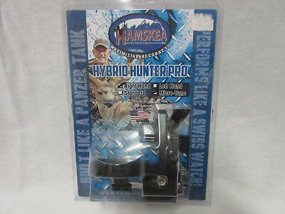 Hamskea Hybrid Hunter Pro Micro Tune Adjust Arrow Rest Limb Driven Drop away RH