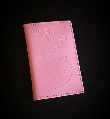 Hello Kitty ID Credit Card Holder NEW Pink Circa 2006  -  Collector Estate