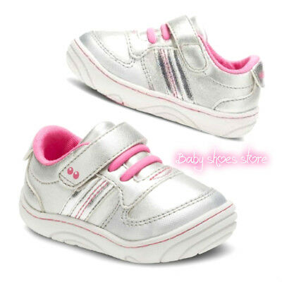 New Baby Toddler Girl Sneakers Tennis Shoes Size 2 12 00 Picclick