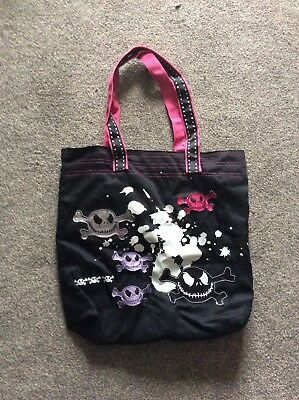 Nightmare Before Christmas Pink Shopper Bag