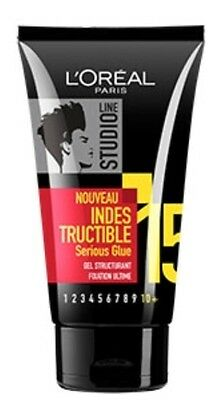 STUDIO Line INDESTRUCTIBLE SIRIOUS GLUE FIXATION ULTIME 15 - 150ml