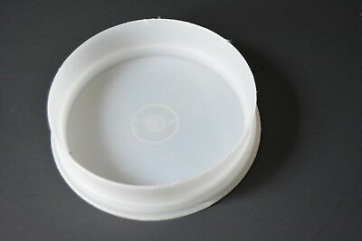 Tupperware Small Burger Keeper replacement #882 in sheer