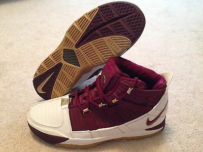 4c75f601cb63 NIKE LEBRON 3 CTK PE Sz 10 Rare Promo Sample Player Exclusive ...