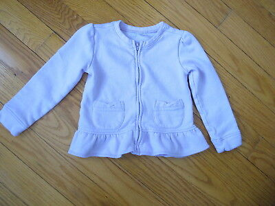 Gymboree 4-5 Zip Sweatshirt