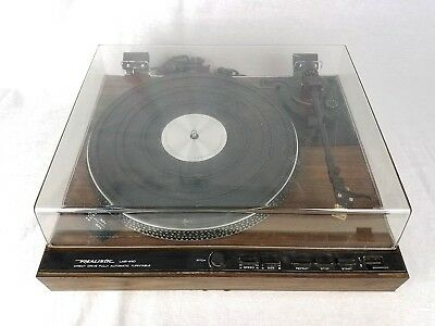 Realistic LAB-440 Direct Drive Fully Automatic Vintage Turntable TESTED