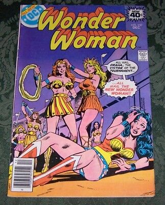 Wonder Woman 250 VG DC Bronze Age Jack Harris Jose Delbo