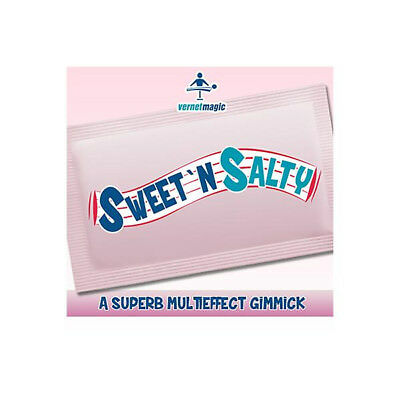 Sweet'n Salty by Vernet - Magic Trick - Salt Pour gimmick