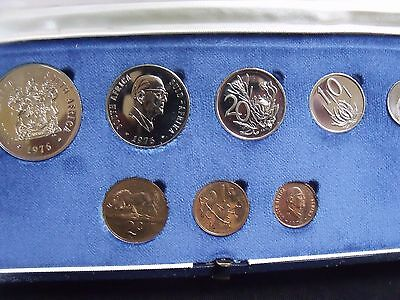 South Africa 1976 Proof Set......