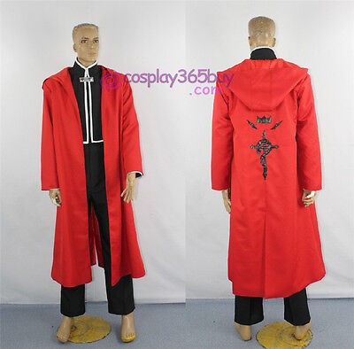 Fullmetal Alchemist Edward Elric cosplay costume include boots cover and gloves