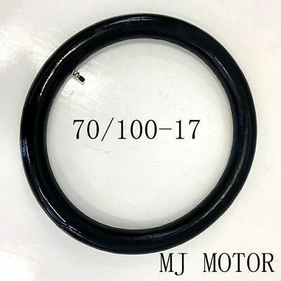 "70/100- 17"" 2.50/2.75- 17 17 inch Front Tube PIT PRO Trail Bigfoot Drit Bike"