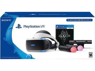 Sony PlayStation 4 VR - Skyrim Bundle (Brand New)