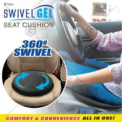 Swivel Orbital Seat Cushion For Home Office Car Caravan Fast Delivery Au