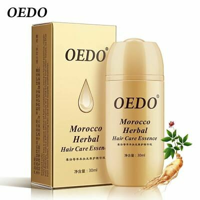 Morocco Herbal Ginseng Hair Care Essence Treatment Hair Loss Hair Growth Serum R