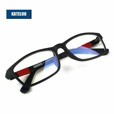 Computer Goggles Anti Glare Fatigue Radiation Resistant Reading Glasses Frame Ey