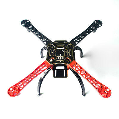 F450 Quadcopter Kit Rack PCB Frame Arms + Landing Gear Skid For F450 F550 FPV RC