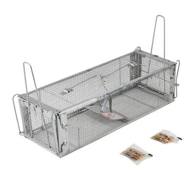 Rat Cage Trap Live Animal Catcher Humane Indoor Outdoor The Big Cheese Rat Cage