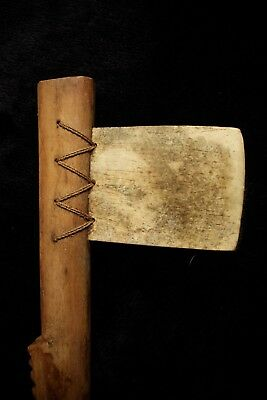 Old Mortlock Island Axe - Micronesia 1960's