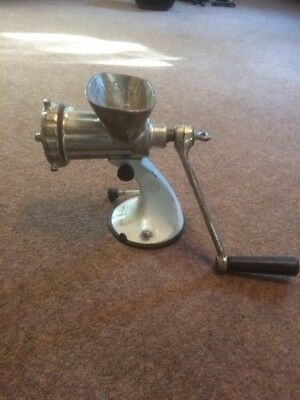 Genuine SPONG 805 Mincer Grinder No 805 Very Rare