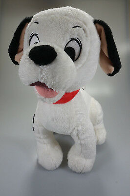 Disney Store Exclusive 101 Dalmations Puppy Dog Lucky Plush Soft Toy Doll