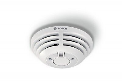 BOSCH Smart Home Rauchmelder/Alarmsirene (DE/AT Version) App-Benachrichtigung