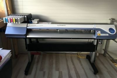Roland Versacamm VS 540i Digitaldrucker Print & Cut Plotter