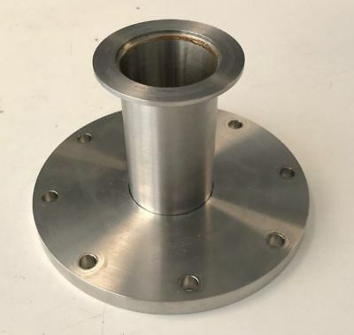 KF50 to IS0100 Tubulated Adapter Reducer Stainless Steel Vacuum Fitting