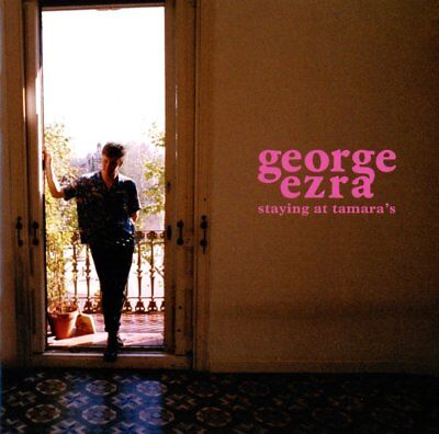 George Ezra - Staying At Tamara's (CD)