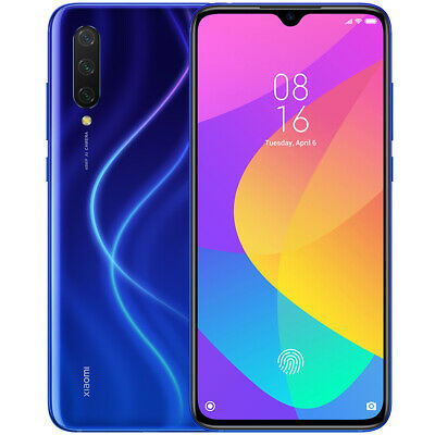 4G Xiaomi Mi 9 lite Telefono Movil 6GB+128GB Snapdragon 710 Octa Core 48MP 32MP