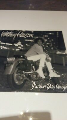 Whitney houston I'm your Baby tonight LP