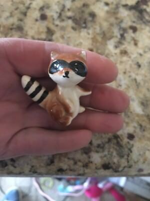 Vgt Raccoon Figurine