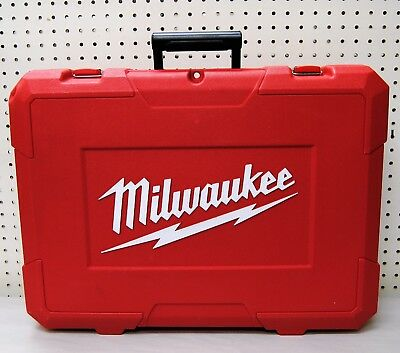 """Milwukee 2717-22HD 1-9/16"""" NEW Rotary Hammer Kit 18V w/ battery, charger, case"""