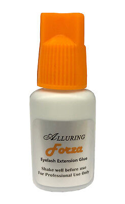 ALLURING Forza Glue Eyelash Extensions Strong Adhesive Fast Less Irritation