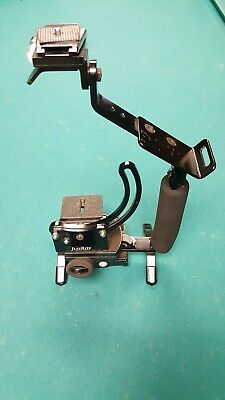 JustRite Professional Photo Flash Camera Bracket   Made in USA
