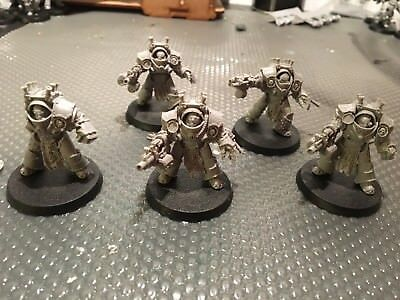 Warhammer 40.000, Horus Heresy, Forgeworld, Death Guard,Grave Warden