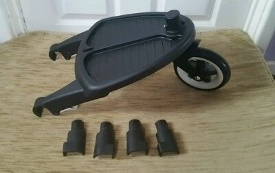 Bugaboo wheeld board with adapters for cameleon, frog, gecko^