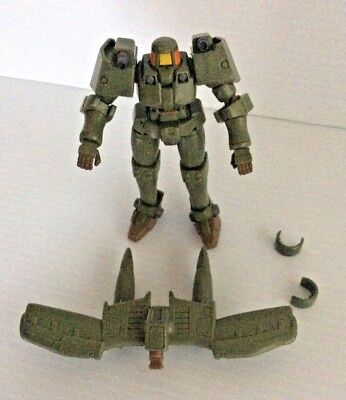 Mobile Suit Gundam Wing OZ-06MS Leo MSIA Bandai Action Figure + accessories