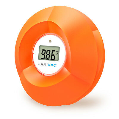 Famidoc Floating Pool Thermometer For Swimming Pool, Spa, Hot Tub & Bath