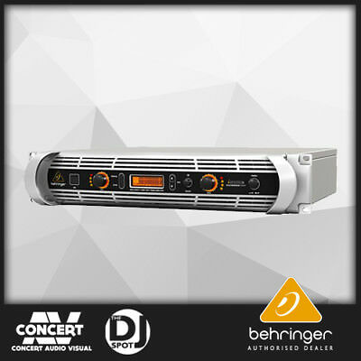 Behringer iNUKE NU12000DSP 12000W Power Amplifier w/ DSP